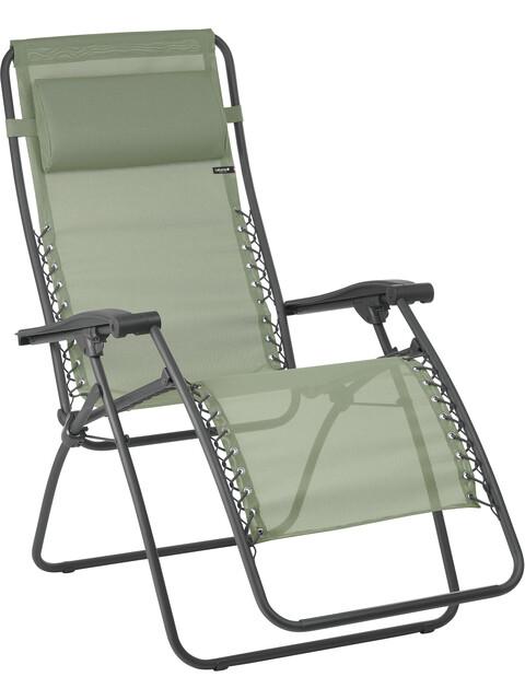 Lafuma Mobilier RSXA - Siège camping - Batyline gris/vert
